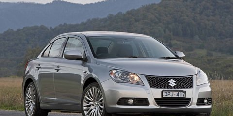 2011 SUZUKI KIZASHI XL Review