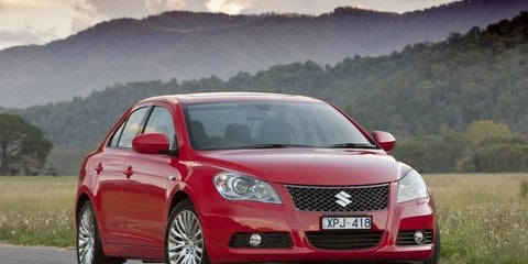 2012 SUZUKI KIZASHI TOURING Review