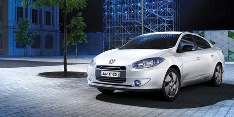 Renault Fluence ZE production abandoned