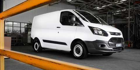 2014 Ford Transit Review