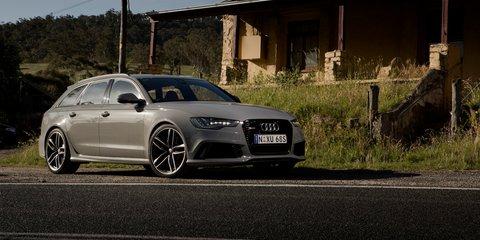 400kW Club Comparison : Audi RS6 v BMW M5 v Jaguar XFR-S v Mercedes-Benz E63 S AMG