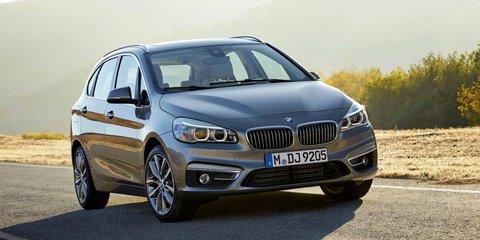 BMW 2 Series Active Tourer: Company adamant there's space for new MPV despite segment sales slump