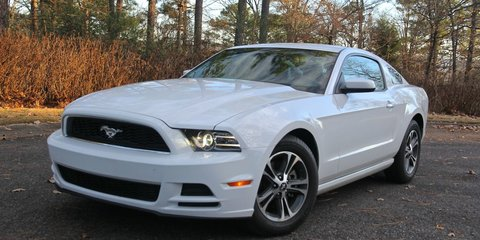 2014 Ford Mustang Review : V6 Premium