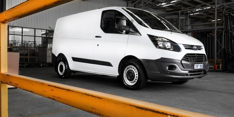 Ford Transit Custom pricing revealed