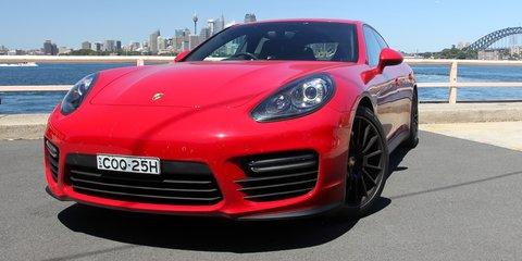 Porsche Panamera Review : GTS