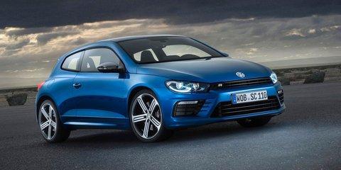 2015 Volkswagen Scirocco R confirmed for Australia