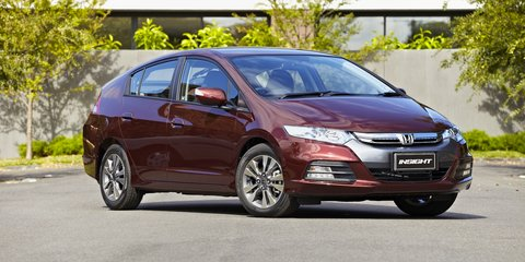 Honda Insight axed due to poor sales