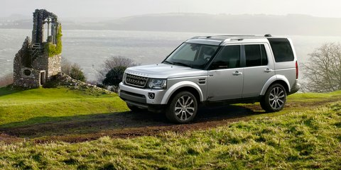 Land Rover Discovery XXV : special edition marks nameplate's 25th anniversary