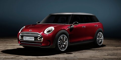 Mini Clubman concept previews six-door van, five-door hatch