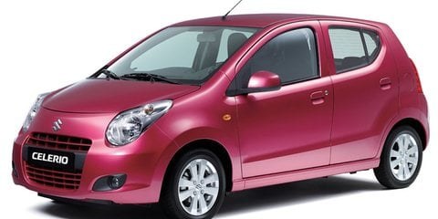 Suzuki Celerio name to replace Alto