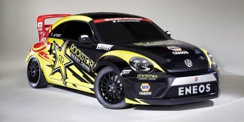 Volkswagen Beetle : 417kW Global Rally Cross car revealed