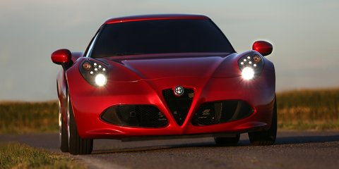 Alfa Romeo 4C Review