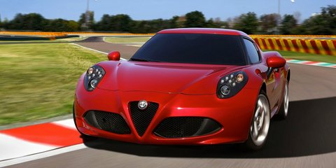 Alfa Romeo 4C coupe to get conventional headlight option