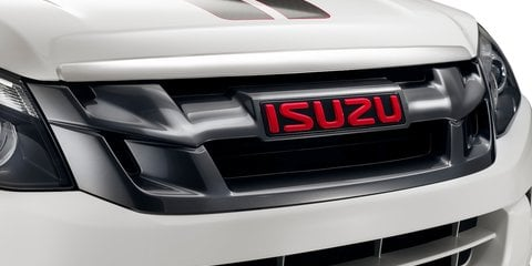 Isuzu D-Max X-Runner special edition launched