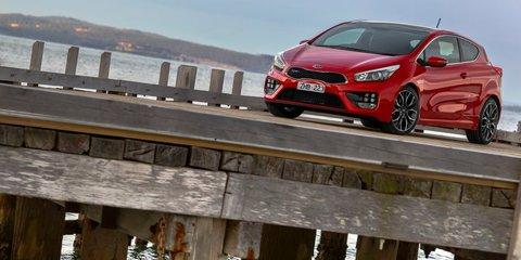 Kia Pro_cee'd GT Review