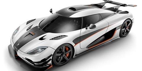 Koenigsegg One::1 - epic new hypercar revealed
