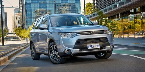 2013-2017 Mitsubishi Outlander PHEV recalled for engine fix