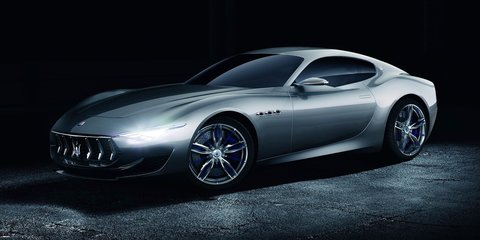 Maserati Alfieri set to replace GranTurismo, not sit beneath it