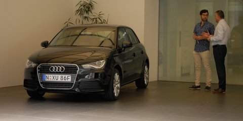 Audi A1 Sportback Review : Long-term report one