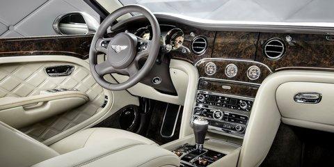 Bentley Hybrid : Mulsanne-based plug-in concept previews future SUV powertrain