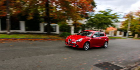 Alfa Romeo Giulietta Review : Long-term report one