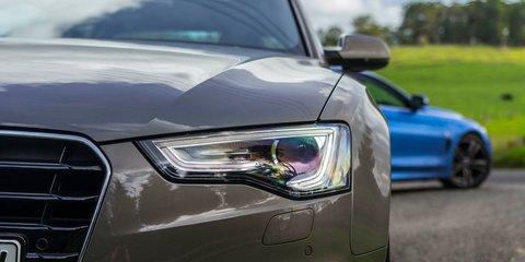 A5 v BMW 4 Series  Comparison review