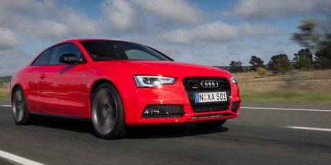 Audi A5 Coupe S line Competition edition limited to 50 cars