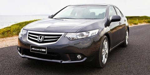 Honda Accord Euro to be axed in 2015