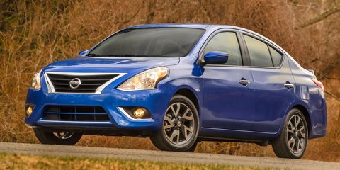 2015 Nissan Almera facelift revealed