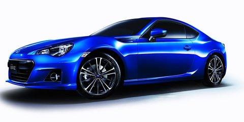 2015 Subaru BRZ gets suspension revisions, subtle tweaks