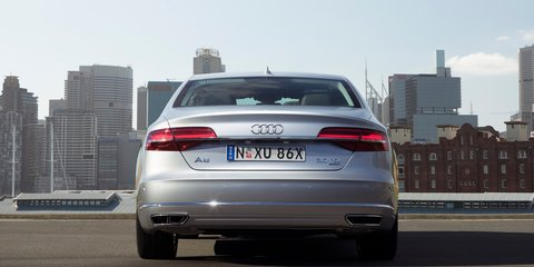 2014 Audi A8 and S8 :: pricing and specifications