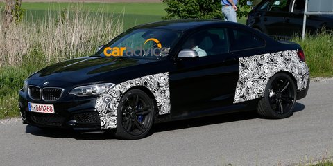 BMW M2 appears in US dealer computer system - report