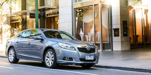 2015 Holden Malibu recalled for seatbelt fix