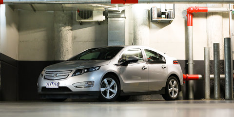 2014 Holden Volt Review