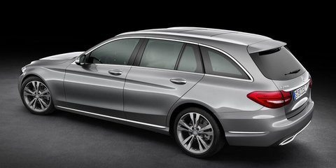 Mercedes-Benz C-Class Estate revealed :: UPDATED with new images, details