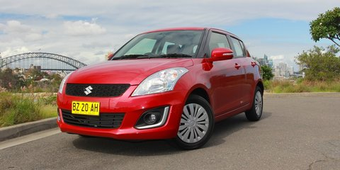 2014 Suzuki Swift GL Navigator Review