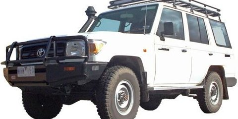 2008 Toyota Landcruiser Workmate Review Review