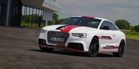 Audi RS5 TDI concept hints at first diesel RS model