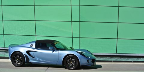 2010 LOTUS ELISE R Review Review