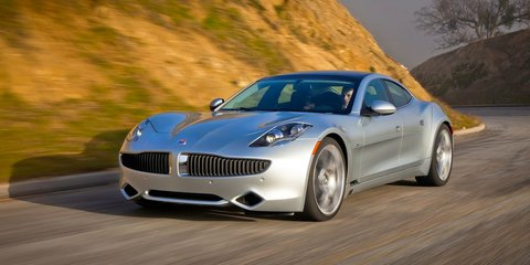 Fisker Karma to be rebranded Elux Karma, delayed until 2016 - report