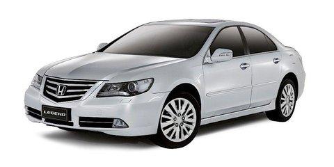 Honda Legend: no new model for Australia