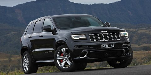 Jeep SRT range may grow to include smaller vehicles