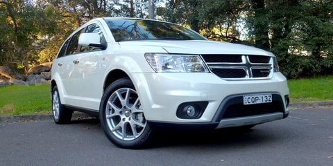 Dodge Journey will soldier on until at least 2018 - report