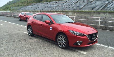 Mazda 3 Diesel Review : XD Astina