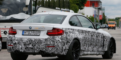 2016 BMW M2 set for October debut - report