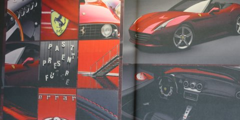 Ferrari California T : local launch gallery