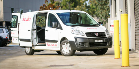 2013 Fiat Scudo van recalled for brake discs, wiper motor