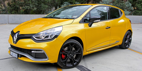 Mini Cooper S v Renault Clio RS : Comparison Review