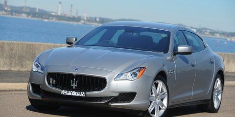 2014 Maserati Quattroporte Diesel Review