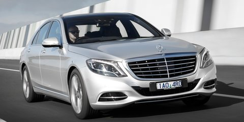 Mercedes-Benz S-Class range expands: S300 BlueTEC Hybrid, S400, S63 AMG L and S600 L